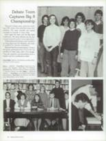1987 Craig High School Yearbook Page 56 & 57