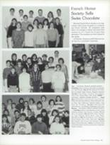 1987 Craig High School Yearbook Page 58 & 59