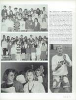 1987 Craig High School Yearbook Page 60 & 61