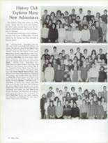 1987 Craig High School Yearbook Page 74 & 75