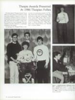 1987 Craig High School Yearbook Page 78 & 79