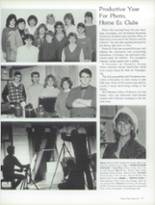 1987 Craig High School Yearbook Page 82 & 83