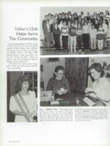1987 Craig High School Yearbook Page 86 & 87