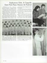 1987 Craig High School Yearbook Page 90 & 91