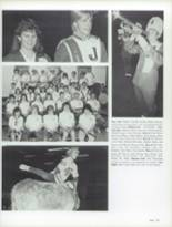 1987 Craig High School Yearbook Page 92 & 93