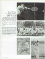 1987 Craig High School Yearbook Page 98 & 99