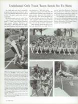 1987 Craig High School Yearbook Page 102 & 103