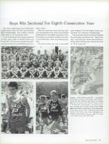 1987 Craig High School Yearbook Page 110 & 111