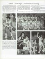 1987 Craig High School Yearbook Page 118 & 119