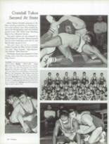 1987 Craig High School Yearbook Page 124 & 125