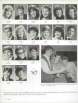 1987 Craig High School Yearbook Page 146 & 147