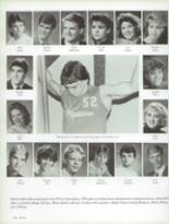 1987 Craig High School Yearbook Page 150 & 151
