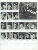 1987 Craig High School Yearbook Page 152 & 153
