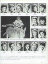 1987 Craig High School Yearbook Page 156 & 157