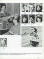 1987 Craig High School Yearbook Page 158 & 159