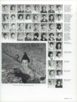1987 Craig High School Yearbook Page 186 & 187