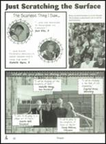 1998 La Vernia High School Yearbook Page 34 & 35