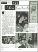 1998 La Vernia High School Yearbook Page 100 & 101