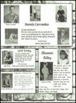 1998 La Vernia High School Yearbook Page 124 & 125