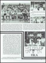 1988 Weld Central High School Yearbook Page 58 & 59