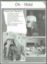 1988 Weld Central High School Yearbook Page 80 & 81