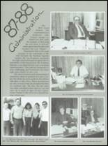 1988 Weld Central High School Yearbook Page 100 & 101