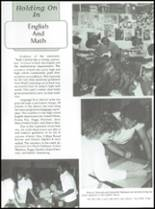 1988 Weld Central High School Yearbook Page 104 & 105