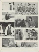 1975 Bokoshe High School Yearbook Page 32 & 33