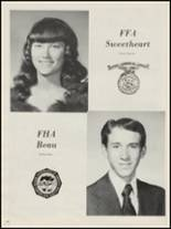 1975 Bokoshe High School Yearbook Page 46 & 47