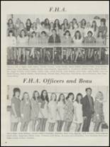 1975 Bokoshe High School Yearbook Page 52 & 53
