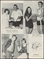 1975 Bokoshe High School Yearbook Page 64 & 65