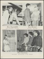 1975 Bokoshe High School Yearbook Page 70 & 71