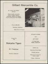 1975 Bokoshe High School Yearbook Page 88 & 89