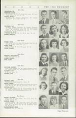 1942 Roosevelt High School Yearbook Page 34 & 35