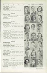 1942 Roosevelt High School Yearbook Page 38 & 39
