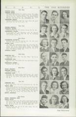 1942 Roosevelt High School Yearbook Page 40 & 41