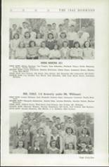 1942 Roosevelt High School Yearbook Page 48 & 49