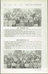 1942 Roosevelt High School Yearbook Page 52 & 53