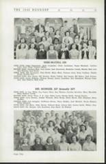 1942 Roosevelt High School Yearbook Page 54 & 55