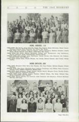 1942 Roosevelt High School Yearbook Page 58 & 59