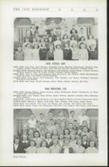 1942 Roosevelt High School Yearbook Page 60 & 61