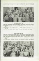 1942 Roosevelt High School Yearbook Page 66 & 67