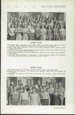 1942 Roosevelt High School Yearbook Page 70 & 71