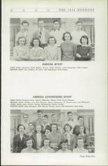 1942 Roosevelt High School Yearbook Page 72 & 73