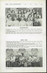 1942 Roosevelt High School Yearbook Page 76 & 77