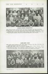 1942 Roosevelt High School Yearbook Page 80 & 81