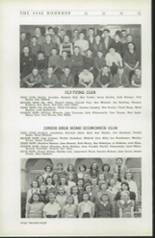 1942 Roosevelt High School Yearbook Page 82 & 83