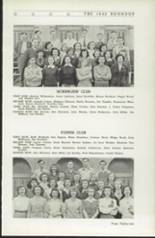1942 Roosevelt High School Yearbook Page 84 & 85