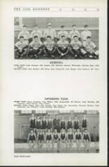 1942 Roosevelt High School Yearbook Page 90 & 91