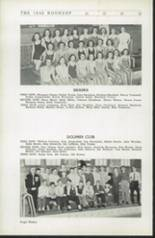 1942 Roosevelt High School Yearbook Page 92 & 93